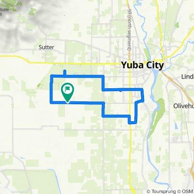 22 Mile Easy S. YC