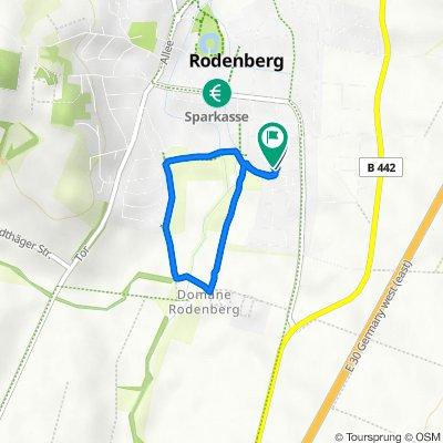 Beethovenweg 3, Rodenberg nach Beethovenweg 3, Rodenberg