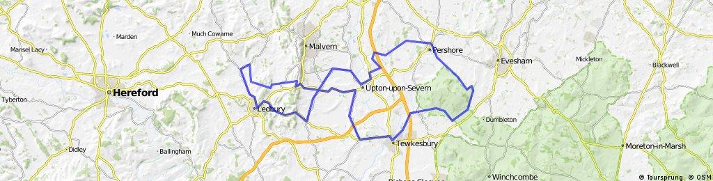 Echelon 3 Counties Challenge Ride