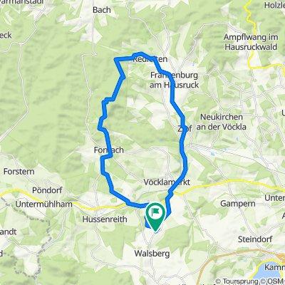 Schmidham - Schweinegg - Schmidham