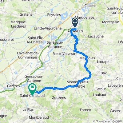 Carbonne-Saint-Christaud