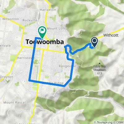 19 Berghofer Drive, Withcott to 17 Railway Street, Toowoomba