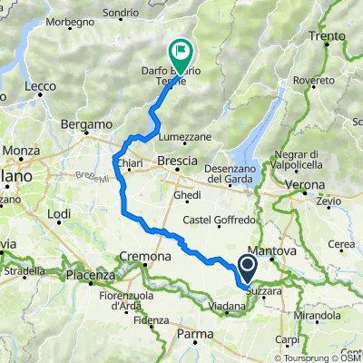 Da Via Torre d'Oglio, Viadana a SS42, Esine