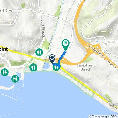 34411–34413 Pacific Coast Hwy, Dana Point to 34205 Doheny Park Rd, Dana Point