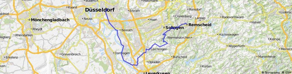 RS - D Rennrad (Wupperhof - Hitdorf)