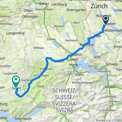 Fährestrasse 1, Horgen nach Dorf 507, Eggiwil