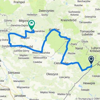Tour de Zamojszczyzna 2021 dzień 3