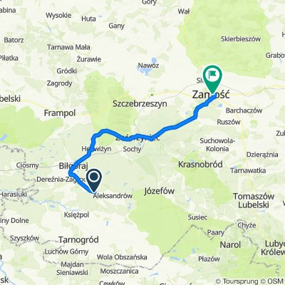 Tour de Zamojszczyzna 2021 dzień 4