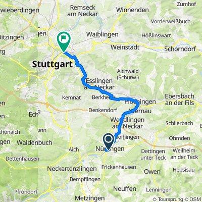 Nürtingen-Stuttgart