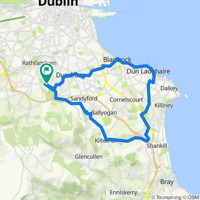 Eden Grove 9, Dublin to Eden Grove 11, Dublin