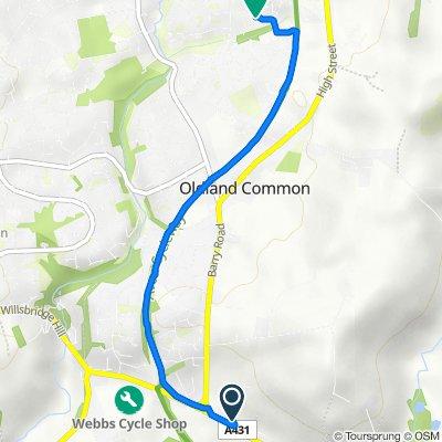 9–17 Bath Road, Bitton, Bristol to 19 Atherston, Bristol