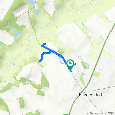 Daudiecker Weg 24, Bliedersdorf nach Daudiecker Weg 24, Bliedersdorf