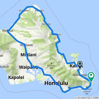 Round Oahu
