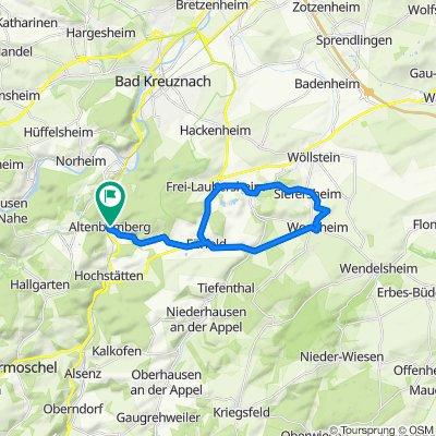 Altenbamberg /Wonsheim
