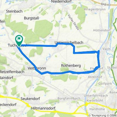 Ringstraße 3, Tuchenbach nach Ringstraße 3, Tuchenbach