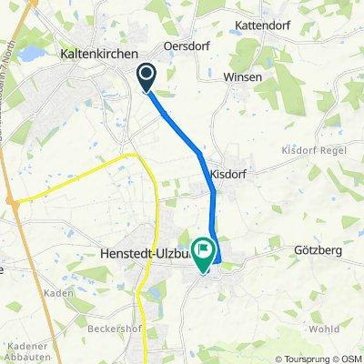 Werner-von-Siemens-Straße 2, Kaltenkirchen do Norderstedter Straße 120, Henstedt-Ulzburg