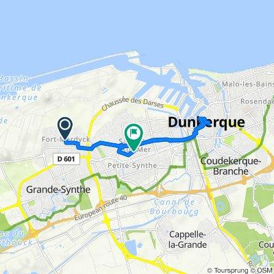 De 57 Rue du Général Leclerc, Fort-Mardyck à 7 Boulevard de l'Aurore, Saint-Pol-sur-Mer