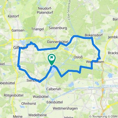 Weyhausen- Beverbach-Tankumsee