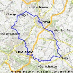 Weser-Lippe Rundweg