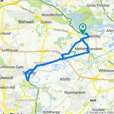 4 Grace Causier St, Leeds to 4 Grace Causier St, Leeds
