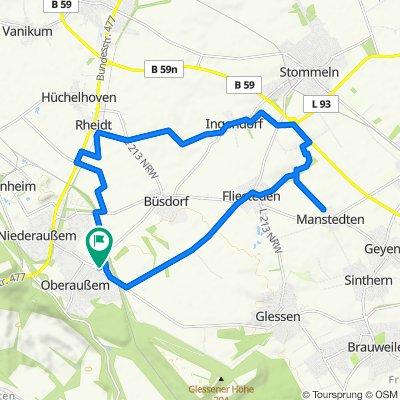 Fliesstedener Flies,Ommelstal,Ingendorf,Rheidt
