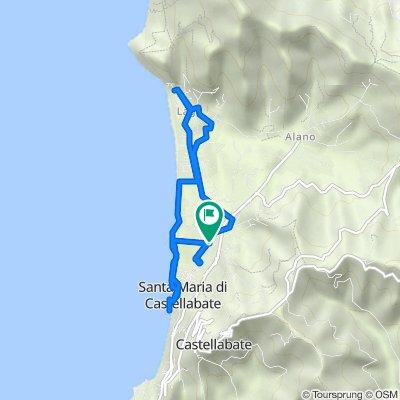Da Contrada Lamia, Santa Maria di Castellabate a Via Cuneo 2, Santa Maria di Castellabate