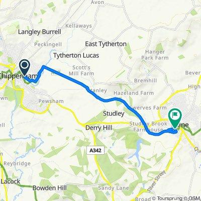 Chippenham Cycling