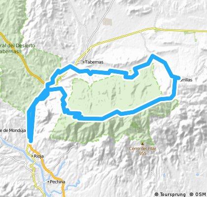Vuelta Sierra Alhamilla Indalopol 2011
