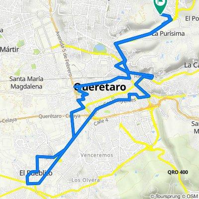 Querétaro -El Pueblito