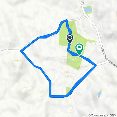 Texas Plume Road 2850, Cedar Hill to High Valley Lane 1633, Cedar Hill