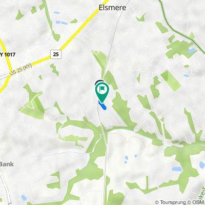 1150 Edwards Rd, Elsmere to 77 Eagle Dr, Elsmere