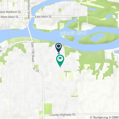 Sunnyside Avenue 423, Ottawa to 5th Avenue 606, Ottawa