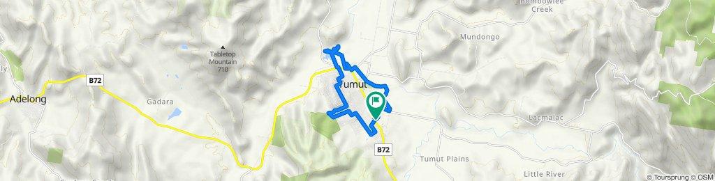 Tumut Circuit Bike Trail (Perfect for E-bike)