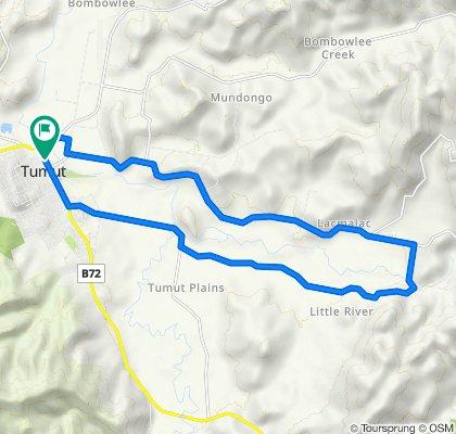 Tumut Little River Loop Bike Trail (Perfect for E-bike)