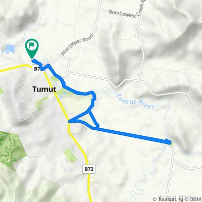 Tumut River Ride Bike Trail (Perfect for E-bike)