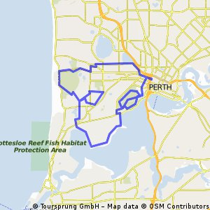 RW Loop ride + Reabold (51.5k)