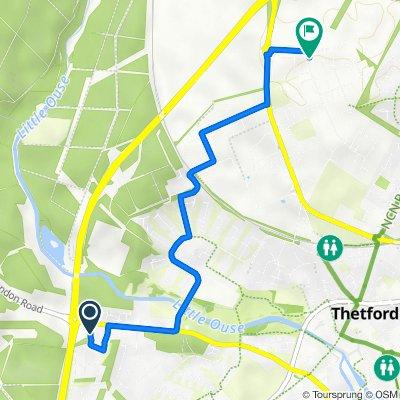 37–99 Stuart Dr, Thetford to 10 Howlett Way, Thetford