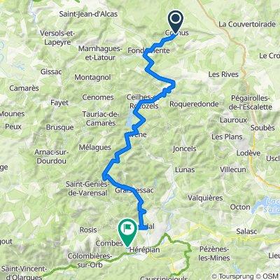 Cornus - Lamalou les Bains