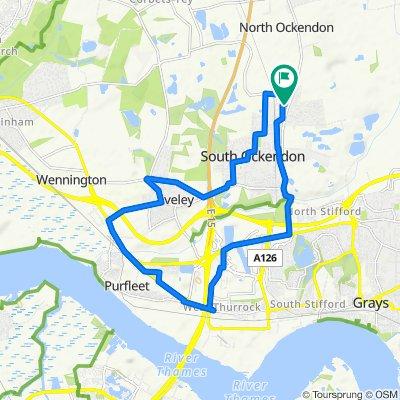 41 Lime Close, South Ockendon to 41 Lime Close, South Ockendon