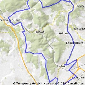 Betriebssport-Tour TaunusSparkasse , T2