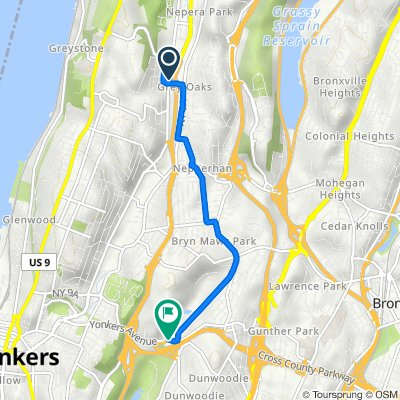 1269–1273 Nepperhan Ave, Yonkers to 379 Yonkers Ave, Yonkers