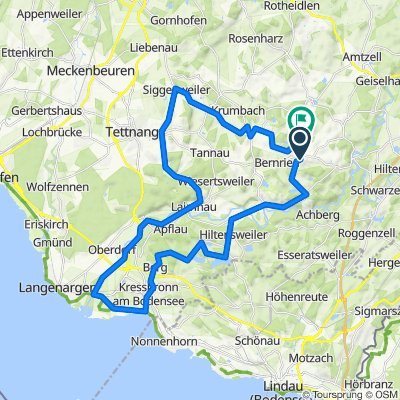 Allgäu Bodenseetour