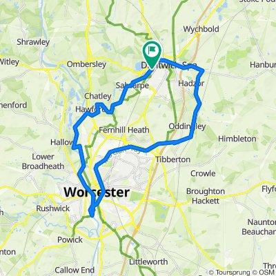Worcester Ring April 2021