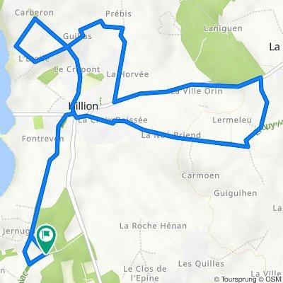 Hillion EV4 10km