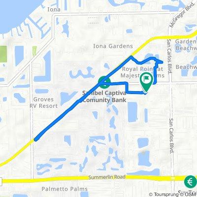 16320 Dublin Cir, Fort Myers to 16340 Dublin Cir, Fort Myers