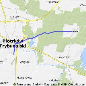 Piotrków - Koło