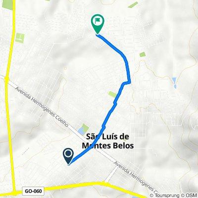 De Rua São Domingos 612 a Rua Rio da Prata 2461-2603