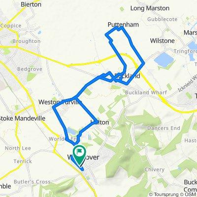 16 Dobbins Lane, Aylesbury to 26 Dobbins Lane, Aylesbury