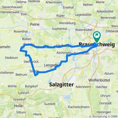 Große Runde Braunschweig West