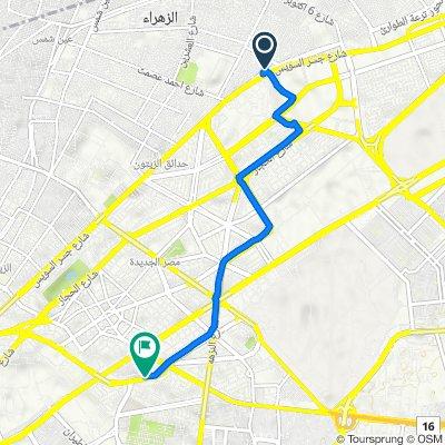 Sidi Bilal 210, Al Khosous to Egypt, El-Montaza